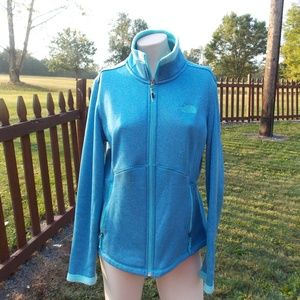 The North Face Full Zip Jacket Size Medium